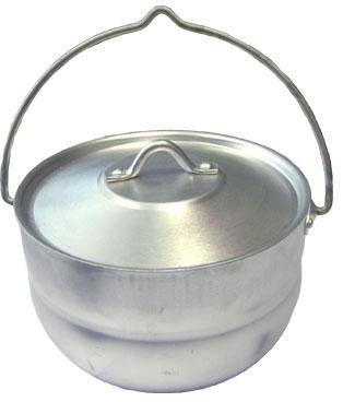 Котелок РОСТ алюминиевый 6 л