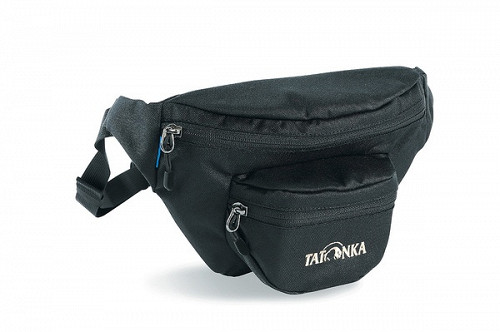 Сумка поясная Tatonka Funnybag S Black