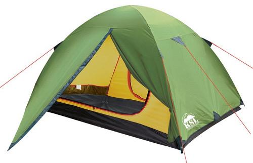 Палатка KSL Spark 3 Green