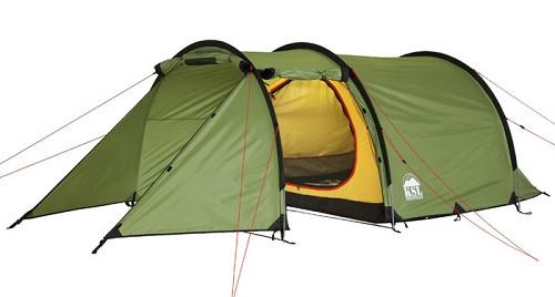 Палатка KSL Half Roll 3 Green