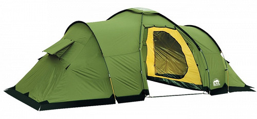 Палатка KSL Macon 6  Green