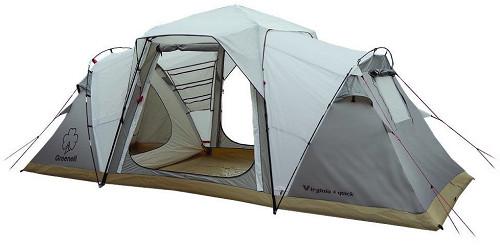Палатка с автоматическим каркасом Greenell Виржиния 6 квик