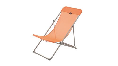 Кресло-шезлонг Easy Camp Reef Orange Glow