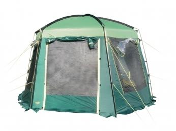 Тент-Шатер Canadian Camper Expedition Цвет woodland