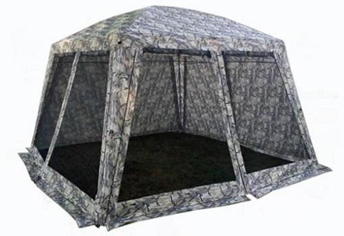 Тент-Шатер Canadian Camper Safary Цвет camo