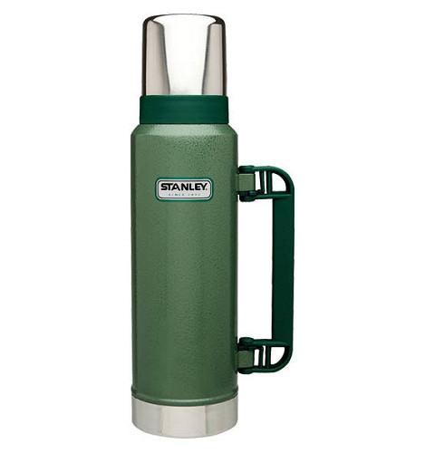 Термос Stanley Classic Vac Bottle Hertiage Зеленый