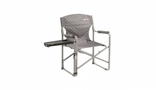 Кресло Outwell Chino Hills with side table Silver