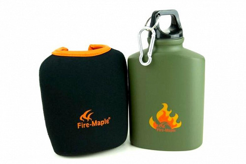Фляга с термочехлом Fire-Maple Army Bottle
